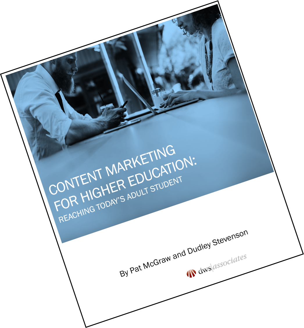 Content Marketing for Higher Education