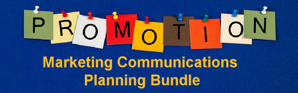 DWS Associates Marketing Campaign-Communications Planning Bundle