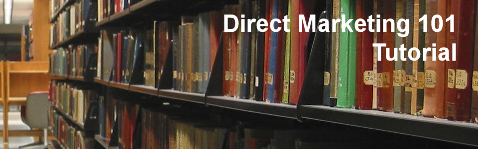 DWS Associates Direct Marketing 101 Tutorial