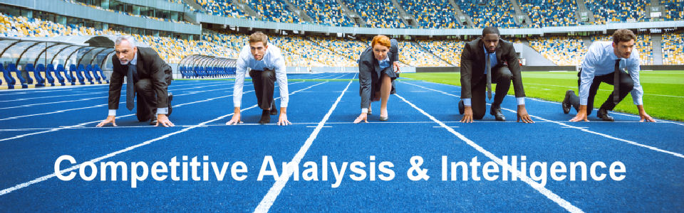 DWS Associates Competitive Analysis Tools